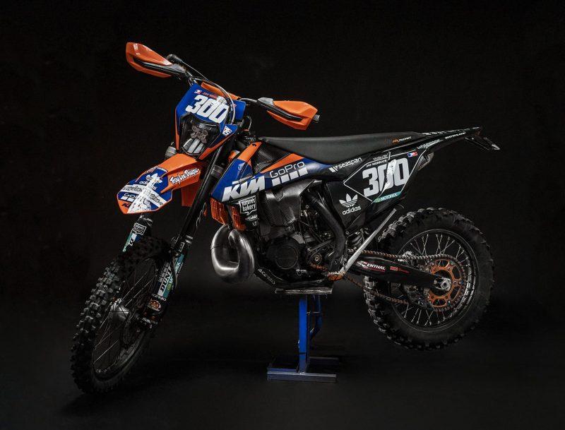 KTM exc 300 002